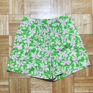 LILLY PULITZER • high waisted Barbie shorts